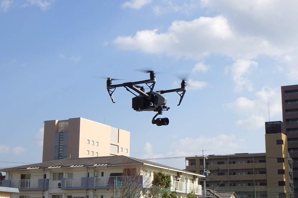UAV(ドローン)空撮